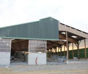 Stabulations 100 vaches laitières dans le 35